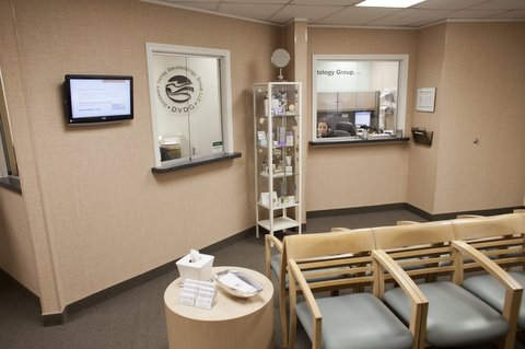 Delaware Valley Dermatology Group LLC Office Lobby