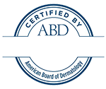 American Board of Dermatology Certified